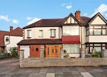 Thumbnail 5 bed semi-detached house to rent in The Fairway, Wembley, Greater London