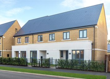 Thumbnail 3 bed terraced house for sale in Orchard Lane, East Molesey, Surrey