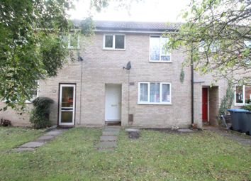 Thumbnail 3 bed terraced house to rent in Coopers Road, Martlesham Heath, Ipswich