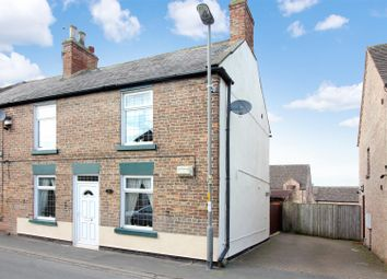 Thumbnail 3 bed end terrace house for sale in High Street, South Milford, Leeds