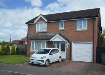 Thumbnail 4 bed detached house for sale in Churchill Close, Ashby De La Zouch