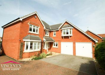 5 bed detached house for sale in Barons Close, Kirby Muxloe, Leicester, Leicestershire LE9