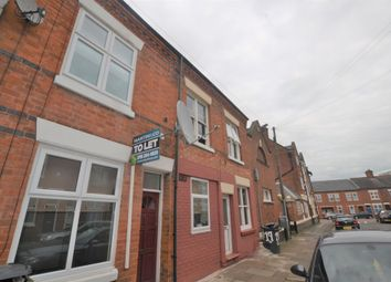 Thumbnail 3 bedroom terraced house to rent in Tewkesbury Street, Leicester