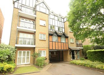 Thumbnail 2 bed flat to rent in Chartwell Lodge, Brackley Road, Beckenham
