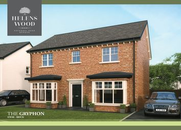 Thumbnail 4 bed detached house for sale in Helens Wood, Rathgael Road, Bangor