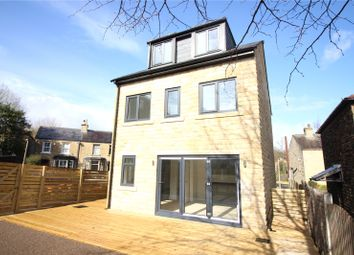 Thumbnail 4 bed detached house for sale in St Giles Road, Lightcliffe
