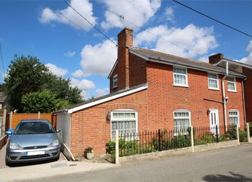 Thumbnail 3 bedroom cottage for sale in Rose Dene, The Street, Whatfield, Ipswich, Suffolk