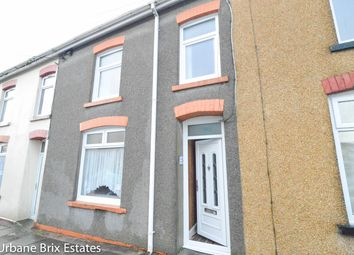 Thumbnail 3 bed terraced house for sale in Roman Road Banwen, Neath
