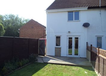 Thumbnail 2 bedroom end terrace house to rent in Osprey Close, Swindon