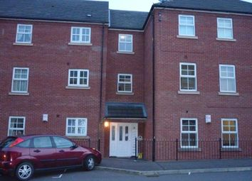 Thumbnail 1 bed flat to rent in Marlborough Road, Nuneaton