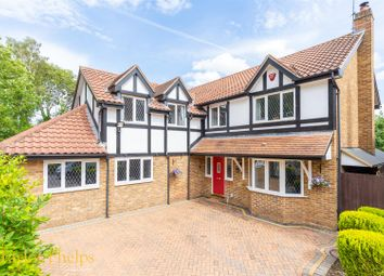 5 bed detached house for sale in Yearling Close, Great Amwell, Ware SG12