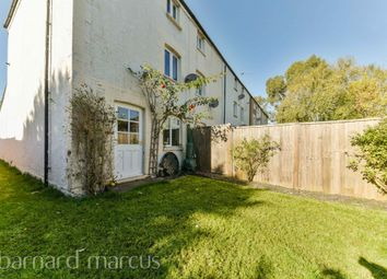 Thumbnail 3 bed end terrace house for sale in Hollis Row, Common Road, Redhill