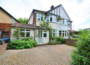Thumbnail 4 bed semi-detached house for sale in Phipps Bridge Road, London