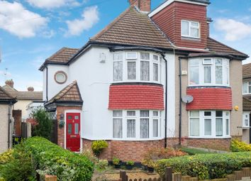 Thumbnail 2 bed semi-detached house for sale in Cray Avenue, Orpington