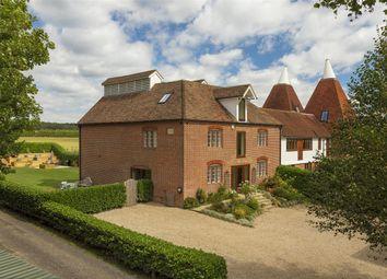Martens Oast, Lower Ensden Farm, Old Wives Lees CT4. 6 bed property