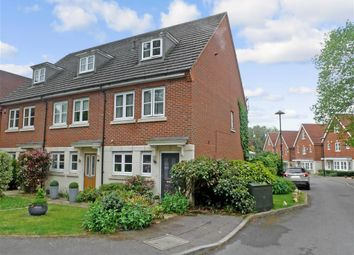 Thumbnail 3 bedroom town house for sale in Fenemore Road, Kenley, Surrey