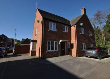 Thumbnail 3 bed property to rent in The Rope Walk, Dursley, Gloucestershire