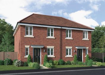 """Thumbnail 3 bed semi-detached house for sale in """"Buxton"""" at Hendrick Crescent, Shrewsbury"""
