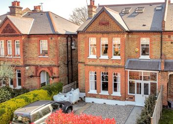 Thumbnail 4 bed semi-detached house for sale in Hurstbourne Road, Forest Hill, London