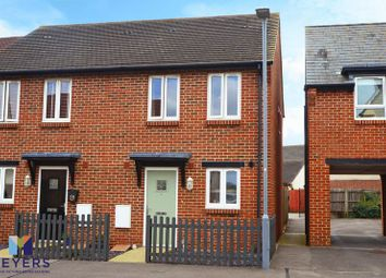 Thumbnail 2 bed end terrace house for sale in The Briars, Wool