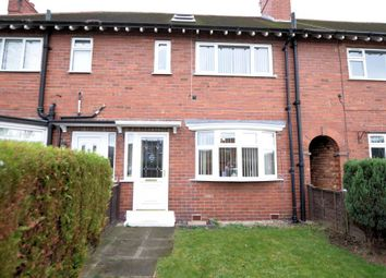 Thumbnail 3 bed terraced house for sale in Maple Drive, Scarborough, North Yorkshire