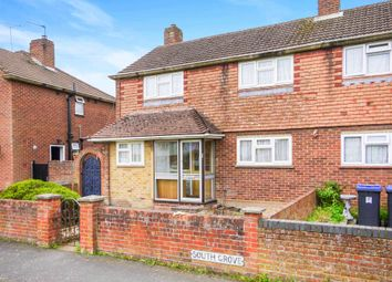 Thumbnail 3 bedroom end terrace house to rent in South Grove, Chertsey