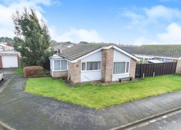 Thumbnail 2 bed detached bungalow for sale in Warwick Road, Chapel St. Leonards, Skegness