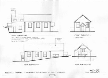 Thumbnail 1 bedroom property for sale in The Street, Adisham, Canterbury