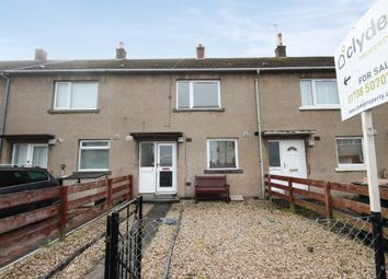 Thumbnail 2 bed terraced house for sale in Tulloch Terrace, Perth, Perthshire
