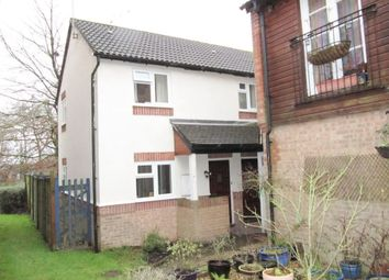 Thumbnail 1 bed maisonette to rent in Gander Drive, Basingstoke