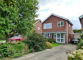 Thumbnail 3 bed detached house for sale in Longfield, Upton-Upon-Severn, Worcester