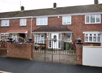 Thumbnail 2 bed terraced house for sale in Defoe Avenue, South Shields