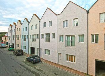 Thumbnail 4 bedroom terraced house for sale in Braye Street, Alderney