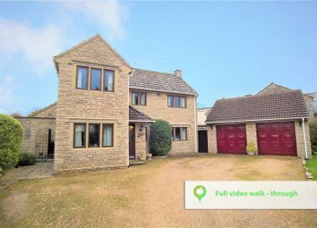 Thumbnail 4 bed detached house for sale in Ashill, Ilminster