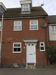 Thumbnail 3 bed terraced house to rent in Brambles Close, Minster On Sea, Sheerness