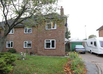 Thumbnail 3 bed semi-detached house for sale in Chestnut Drive, Auckley, Doncaster, South Yorkshire
