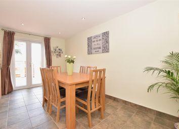 Thumbnail 3 bed end terrace house for sale in Renton Close, Billingshurst, West Sussex