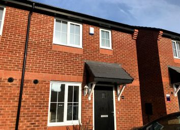 Thumbnail 3 bed semi-detached house to rent in Whittingham Park, Whittingham