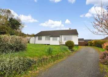 Thumbnail 3 bedroom detached bungalow for sale in Barkers Hill, St Stephens, Saltash, Cornwall