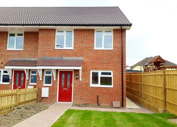 Thumbnail 3 bed semi-detached house for sale in Crabwood Close, Southampton