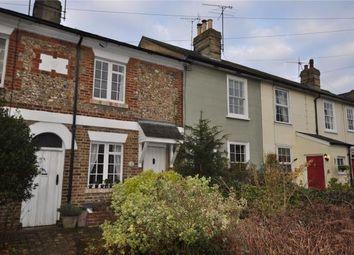 Thumbnail 3 bed terraced house for sale in Radwinter Road, Saffron Walden, Essex