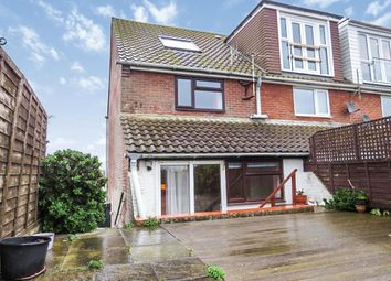 3 bed end terrace house for sale in Brighton Road, Lancing BN15