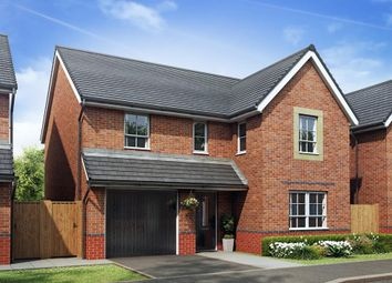 "Thumbnail 4 bed detached house for sale in ""Hale"" at Shipbrook Road, Rudheath, Northwich"