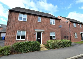 Thumbnail 4 bed detached house for sale in King Street, Warsop Vale