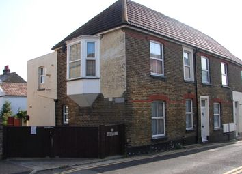 Thumbnail 1 bed flat to rent in High Street, Garlinge