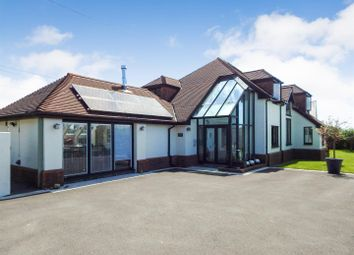 Thumbnail 4 bedroom detached house for sale in Caswell Bay, Swansea