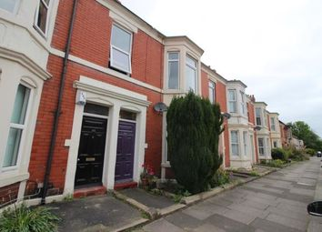 Thumbnail 3 bed flat for sale in Newlands Road, High West Jesmond, Newcastle Upon Tyne, Tyne And Wear