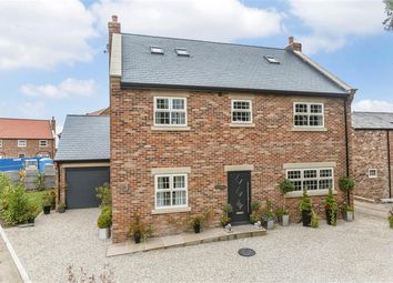 Thumbnail 5 bedroom detached house for sale in Hall Close, Church Fenton, Tadcaster