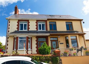 Thumbnail 3 bed semi-detached house for sale in Black Road, Pontypridd, Mid Glamorgan