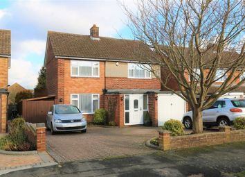 Thumbnail 4 bed detached house for sale in Shelley Road, High Wycombe